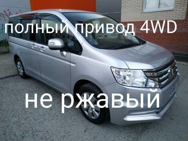 Honda Stepwgn, 2015 год, 1 100 000 руб.