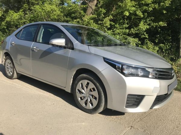 Toyota Corolla, 2016 год, 800 000 руб.