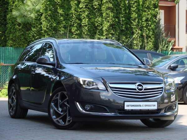Opel Insignia, 2014 год, 959 000 руб.