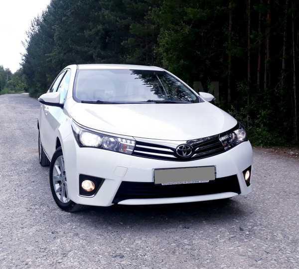 Toyota Corolla, 2015 год, 830 000 руб.