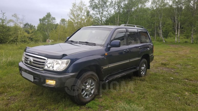 Toyota Land Cruiser, 1999 год, 1 190 000 руб.