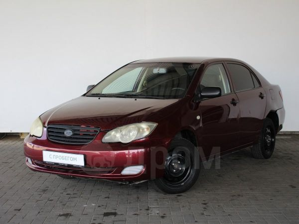 BYD F3, 2012 год, 145 000 руб.