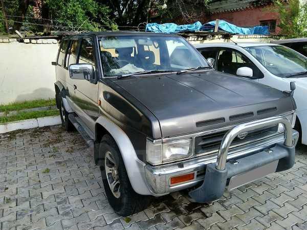 Nissan Terrano, 1995 год, 530 000 руб.