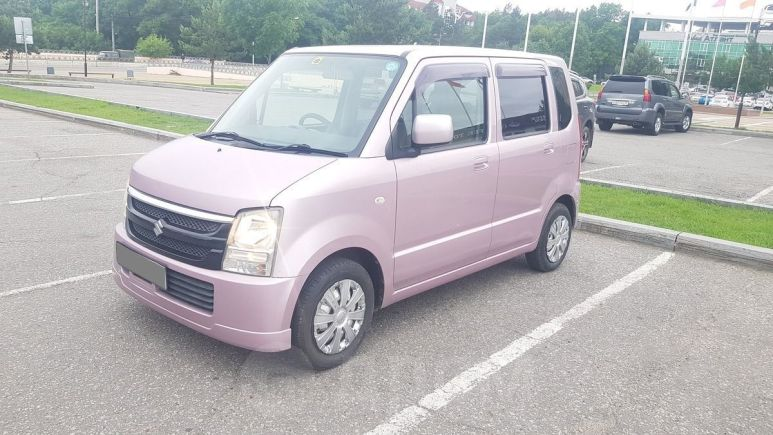 Suzuki Wagon R, 2005 год, 175 000 руб.