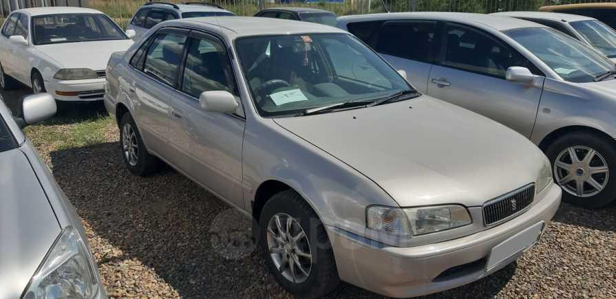 Toyota Sprinter, 2000 год, 280 000 руб.