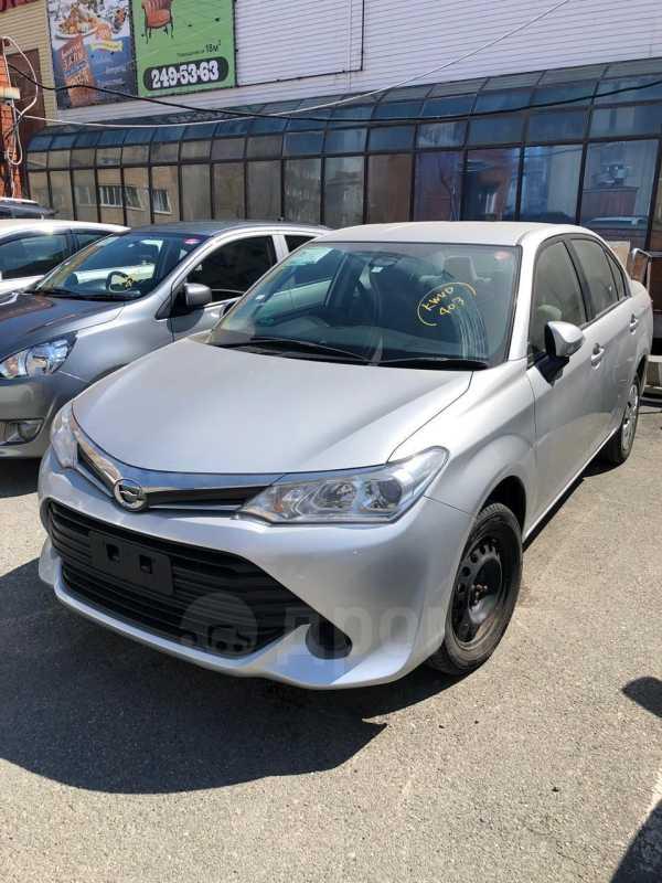 Toyota Corolla Axio, 2016 год, 781 000 руб.