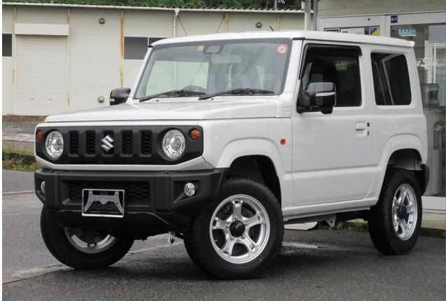 Suzuki Jimny, 2018 год, 870 000 руб.