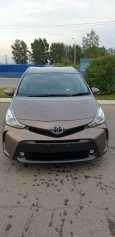 Toyota Prius a, 2016 год, 1 145 000 руб.