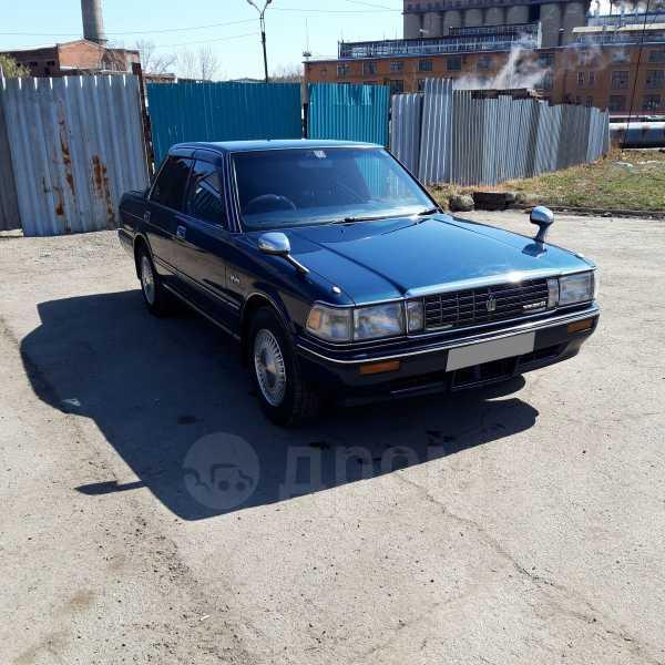 Toyota Crown, 1989 год, 260 000 руб.