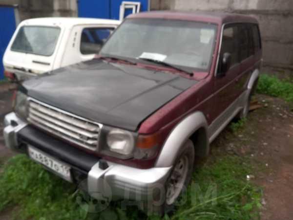 Mitsubishi Pajero, 1991 год, 120 000 руб.