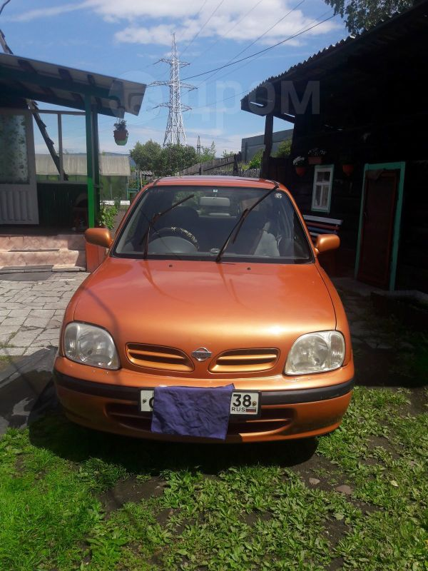 Nissan March, 2000 год, 157 000 руб.