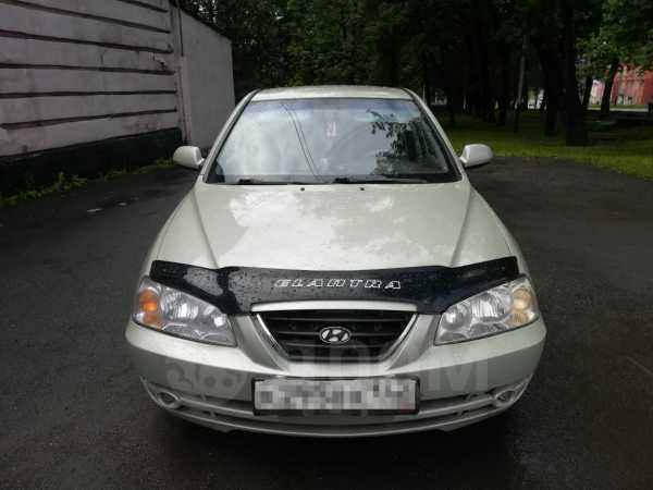Hyundai Elantra, 2003 год, 225 000 руб.