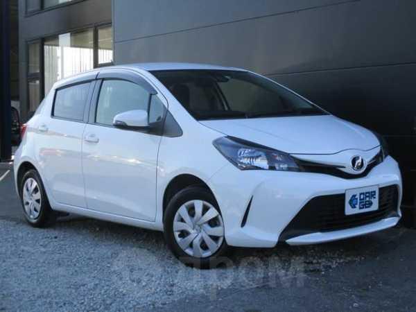 Toyota Vitz, 2016 год, 460 000 руб.