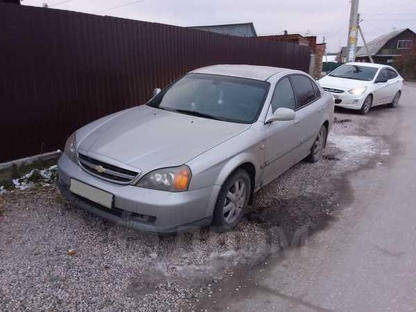 Chevrolet Evanda, 2005 год, 209 000 руб.