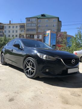 Якутск Mazda6 2013
