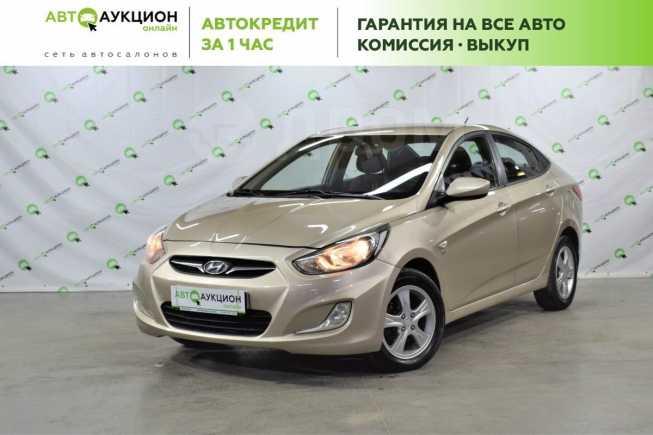 Hyundai Solaris, 2011 год, 483 000 руб.