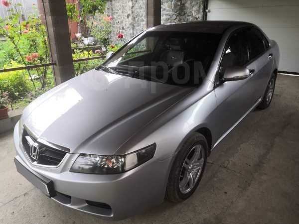 Honda Accord, 2003 год, 420 000 руб.