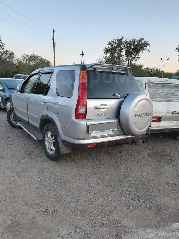 Honda CR-V, 2002 год, 185 000 руб.