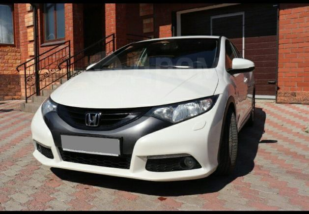 Honda Civic, 2013 год, 790 000 руб.