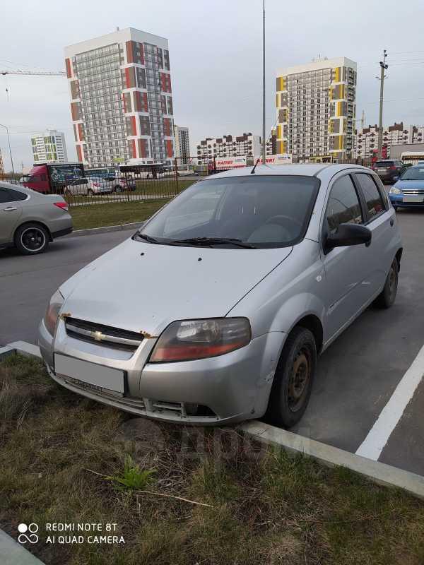 Chevrolet Aveo, 2006 год, 115 000 руб.