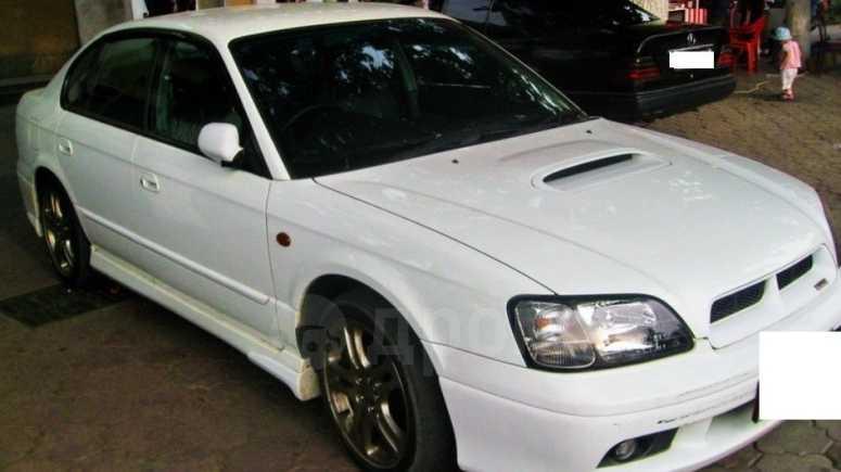 Subaru Legacy B4, 2000 год, 460 000 руб.