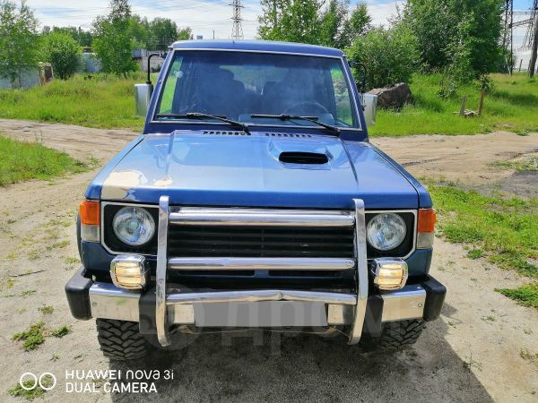 Hyundai Galloper, 1993 год, 150 000 руб.
