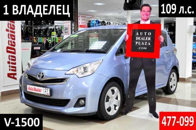 Toyota Ractis, 2015 год, 649 000 руб.