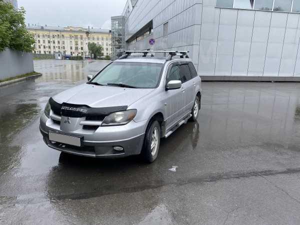 Mitsubishi Outlander, 2004 год, 430 000 руб.