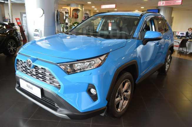 Toyota RAV4, 2020 год, 2 402 500 руб.