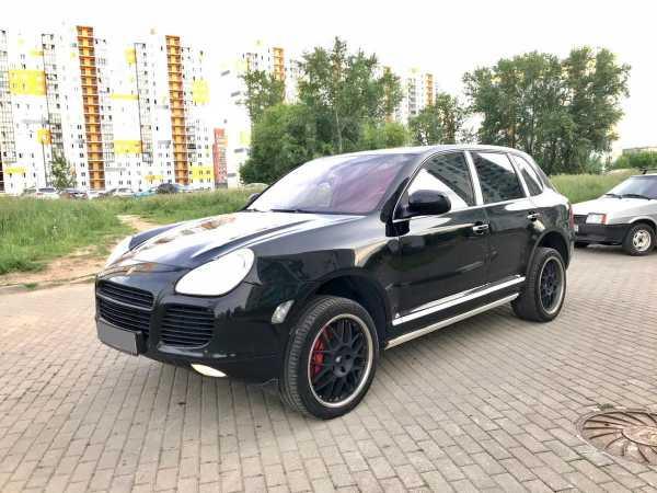 Porsche Cayenne, 2004 год, 399 000 руб.
