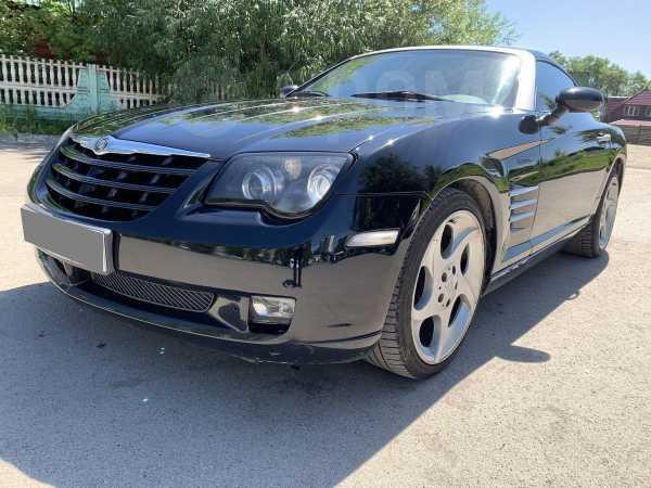 Chrysler Crossfire, 2004 год, 540 000 руб.