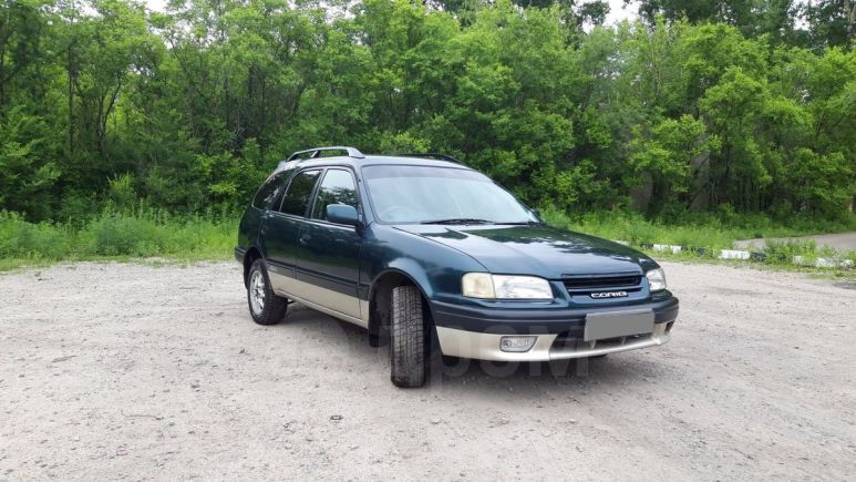 Toyota Sprinter Carib, 1997 год, 199 999 руб.