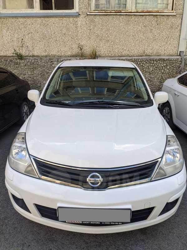 Nissan Tiida, 2010 год, 415 000 руб.