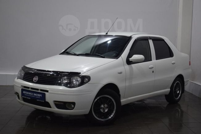 Fiat Albea, 2011 год, 299 000 руб.