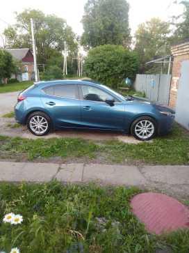 Новомосковск Mazda3 2016