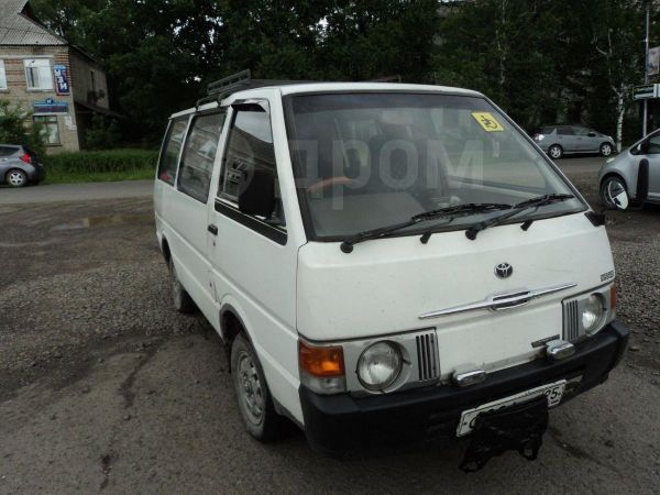 Nissan Vanette, 1988 год, 50 000 руб.