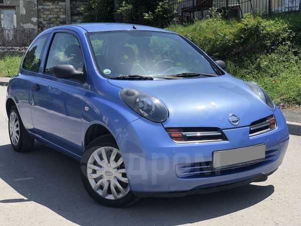 Nissan Micra, 2003 год, 175 000 руб.
