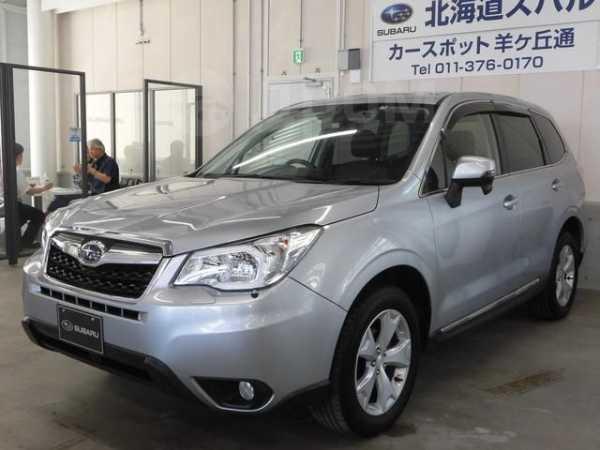 Subaru Forester, 2016 год, 1 285 550 руб.