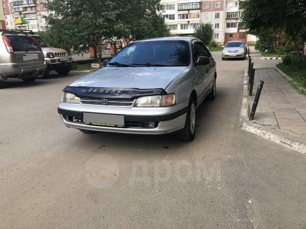 Toyota Carina E, 1996 год, 130 000 руб.