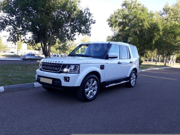 Land Rover Discovery, 2015 год, 2 090 000 руб.