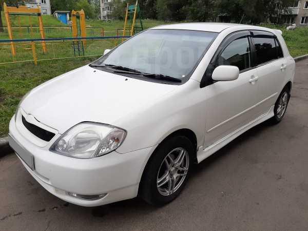 Toyota Corolla Runx, 2001 год, 265 000 руб.