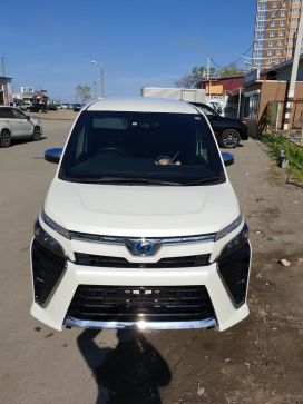 Владивосток Voxy 2019