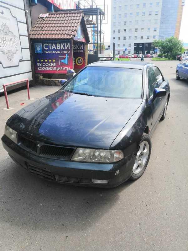 Mitsubishi Diamante, 1996 год, 165 000 руб.