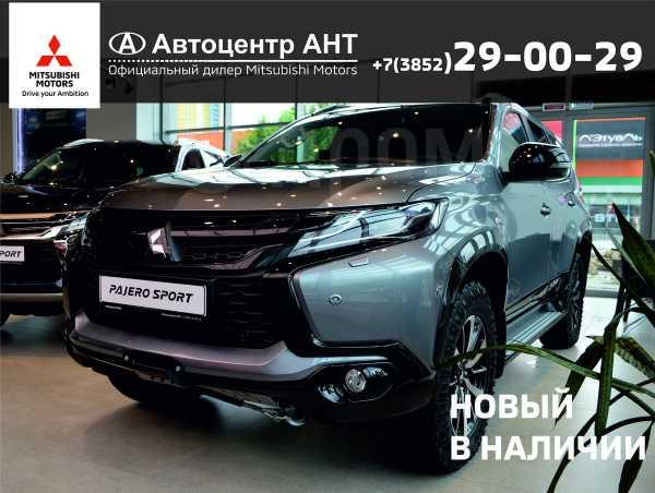 Mitsubishi Pajero Sport, 2019 год, 3 943 000 руб.