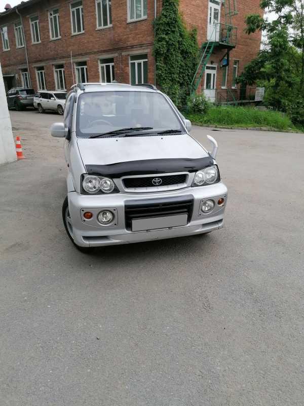 Toyota Cami, 2000 год, 210 000 руб.