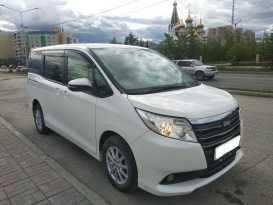Якутск Toyota Noah 2015