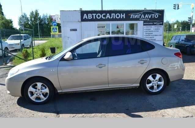 Hyundai Elantra, 2010 год, 428 000 руб.