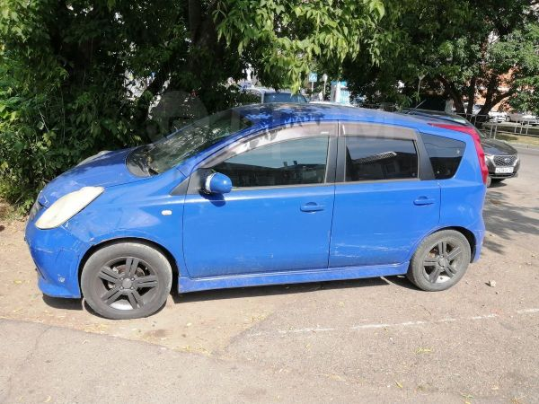 Nissan Note, 2005 год, 130 000 руб.