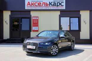 Киров Audi A6 2011