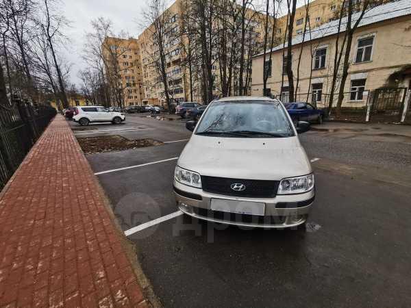 Hyundai Matrix, 2008 год, 280 000 руб.